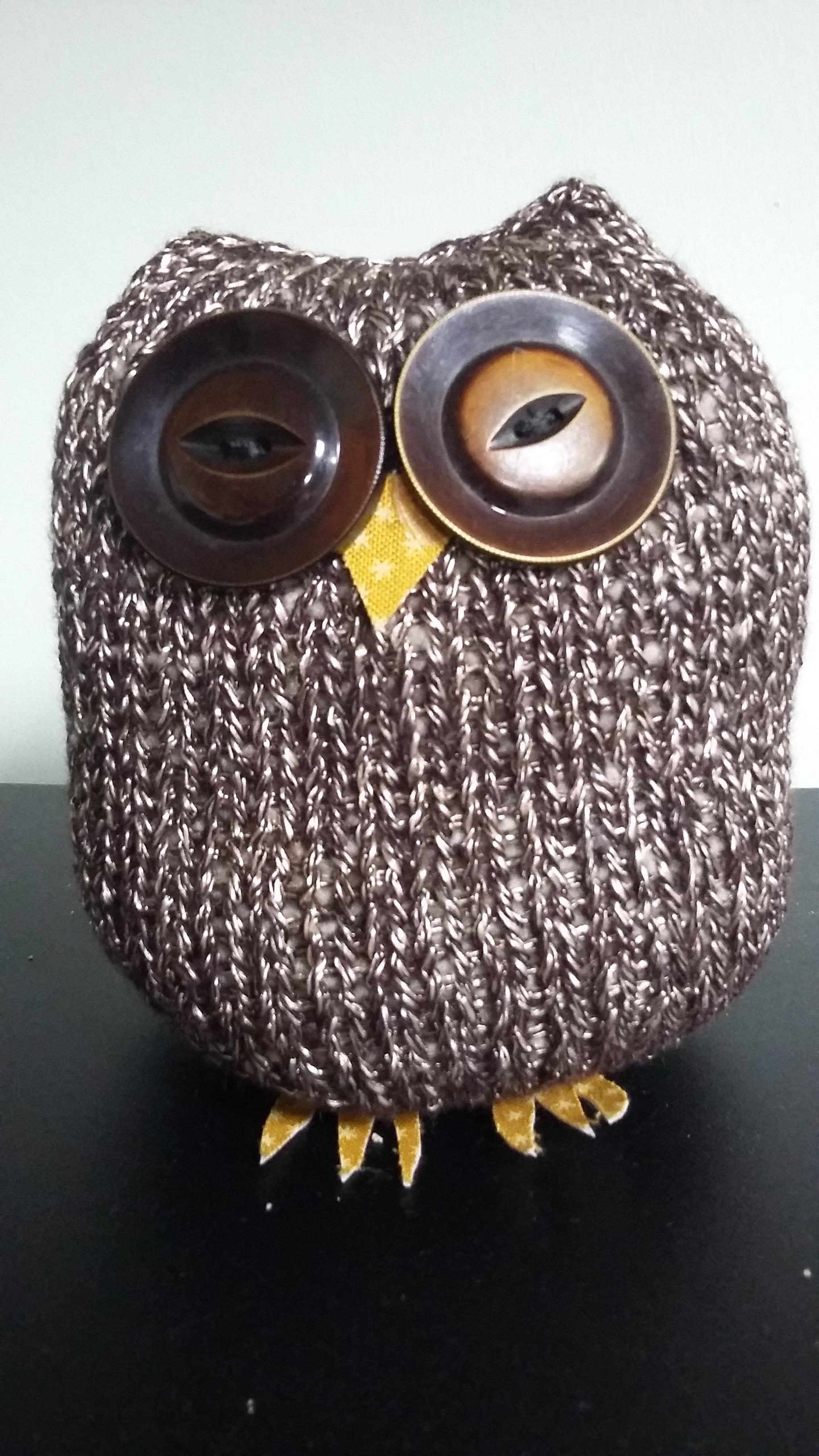 Home made owl