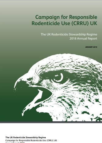 CRRU 3rd report front page
