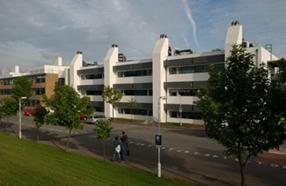 Image of the CEH Lancaster site at Lancaster Environment Centre, Lancaster University