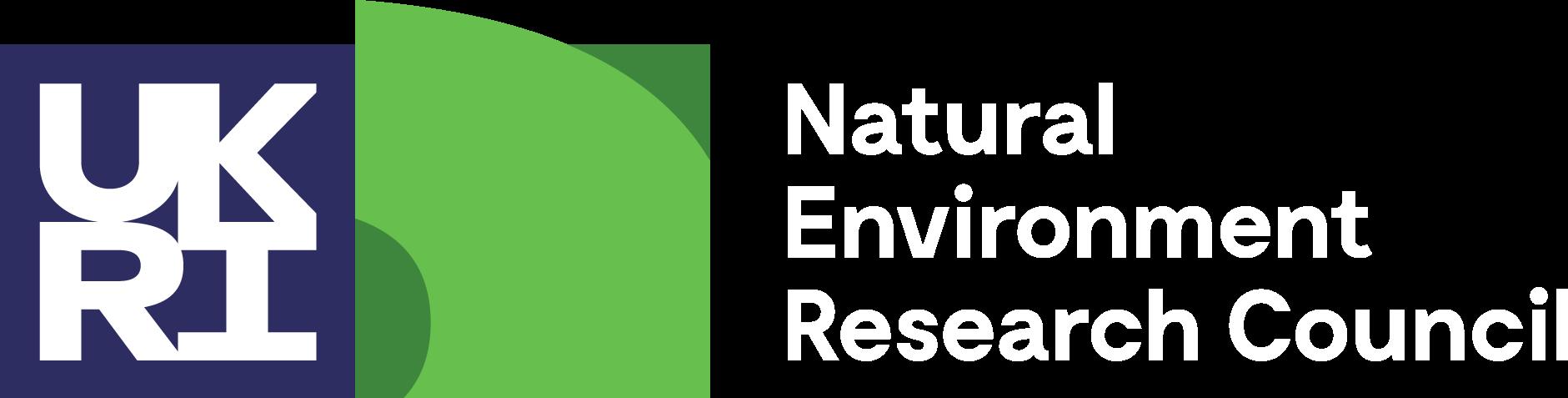 UKRI NERC logo
